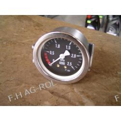 Manometr ciśnienia powietrza MF 3-cyl. 4-cyl.NUMER KATALOGOWY:1664502M91 Części do maszyn rolniczych