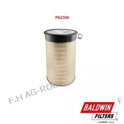 Filtr powietrza BALDWIN-FILTERS nr: PA2300, odpowiednik John Deere AE30508, International 624977-C91
