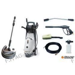 Myjka ciśnieniowa zimnowodna 150 Bar,8 Litr/min, 230 V, silnik 2800 obr/min, 2,3 KW Lampy tylne