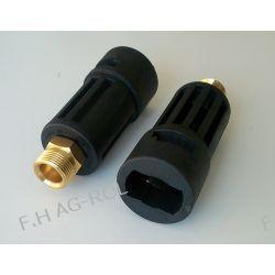 Adapter M22x1,5 do podłączenia akcesoriów od myjek karcher serii:K2,K3,K4,K5,K7 Myjki ciśnieniowe