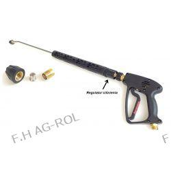 Pistolet + Lanca z regulacją ciśnienia + dysza do myjek KARCHER HD HDS,KRANZLE, i innych. Narzędzia i sprzęt warsztatowy