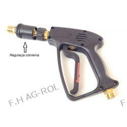 Pistolet z regulacją ciśnienia do myjek KARCHER HD HDS,KRANZLE, i innych. Narzędzia i sprzęt warsztatowy