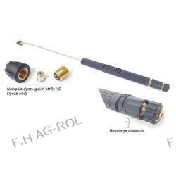 Lanca 900 mm z regulacją ciśnienia + dysza do myjek KARCHER HD HDS, gwint M22 x 1,5 Narzędzia
