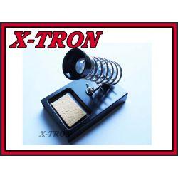 [X-TRON]Podstawka pod lutownice + Gąbka GRATIS