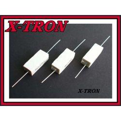[X-TRON]Rezystor Ceramiczny 5W RWA 15 Ohm (5szt.)