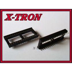 [X-TRON]Podstawka zwykła 32 PIN 32 DIL ( 3 szt )