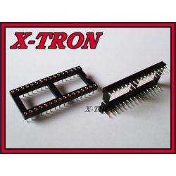 [X-TRON]Podstawka precyzyjna 32 PIN 32 DIL
