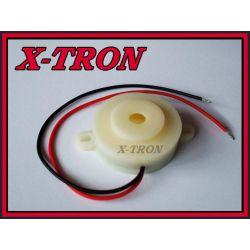 [X-TRON]Buzzer z generatorem 34x14mm 12V 90db 15mA