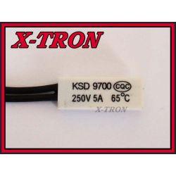 [X-TRON]Termostat Bimetaliczny NC 5A 65C KSD9700