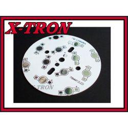 [X-TRON]Radiator Płytka Aluminiowa Diody LED 78mm