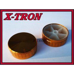 [X-TRON]Gałka Potencjometra Złota  40mm GZL40