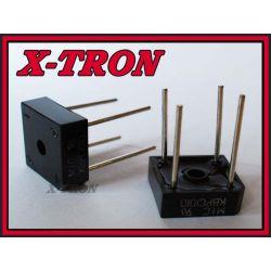 [X-TRON]MOSTEK 10A / 1000V BR110 KBPC1010