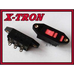 [X-TRON]Przełącznik suwakowy 2 pozycje 5A 250V
