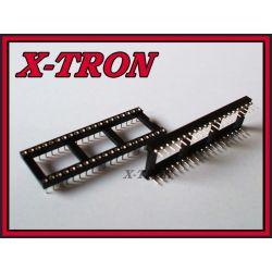 [X-TRON]Podstawka precyzyjna 40 PIN 40 DIL