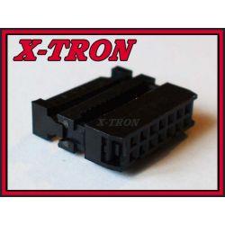 [X-TRON]GNIAZDO IDC 14PIN NA TAŚME (2szt)