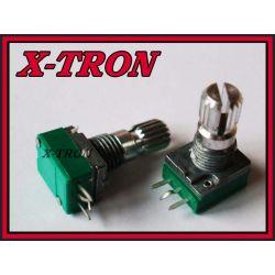 [X-TRON]Potencjometr obrotowy logarytmiczny A 100K