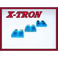 [X-TRON]Bezpiecznik samochodowy 15A 10szt