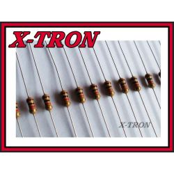 [X-TRON]Rezystor 0,25W Węglowy 6.8 Ohm 100 szt