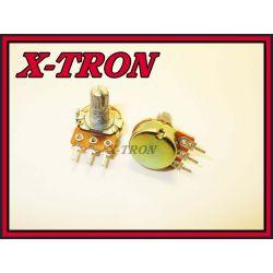 [X-TRON]Potencjometr Obrotowy 500K Ohm B Linowy