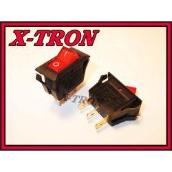 [X-TRON]Przełącznik klawiszowy 16A 250V ON - OFF