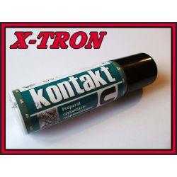 [X-TRON]Kontakt U spray 60ml regeneracja styki