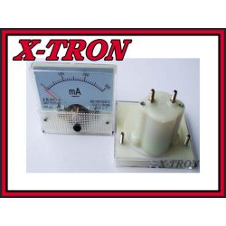 [X-TRON]Miernik Analogowy Amperomierz 300mA