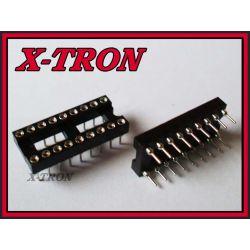 [X-TRON]Podstawka precyzyjna 18 PIN 18 DIL