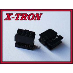 [X-TRON]IDC Gniazdo 6PIN Na Taśme  (2szt.)