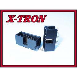 [X-TRON]Wtyk IDC Do Druku Prosty 10PIN 10szt