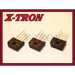 [X-TRON]MOSTEK Prostowniczy 10A 1000V  KBU10M