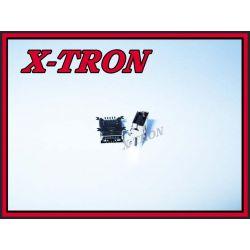 [X-TRON]Gniazdo USB Typ B Mini  5pin SMD Czarne