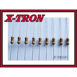 [X-TRON]Rezystor  0,25W 10 Ohm (100szt.)