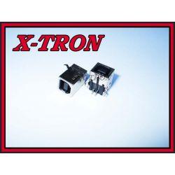[X-TRON]USB Typ B Gniazdo Do Druku Czarne