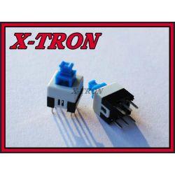 [X-TRON]Przełącznik Chwilowy 7x7mm PB07C Podwójny