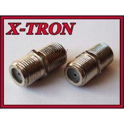 [X-TRON]Redukcja F gniazdo F - gniazdo F