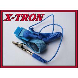 [X-TRON]Opaska Uziemiająca Na Rękę dł=1.5m