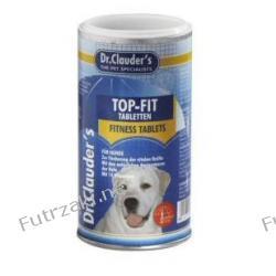 Dr Clauders TOP-FIT preparat witaminowy z dodatkiem drożdży w tabletkach
