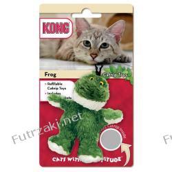 Kong Catnip Frog