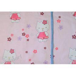Tkanina bawełniana Hello Kitty
