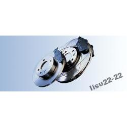 TARCZE Power Disc NACINANE KLOCKI ATE BMW E34 E32