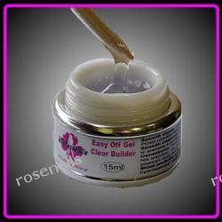 Żel Easy Off 15ml - cover pink kryjący kamuflaż