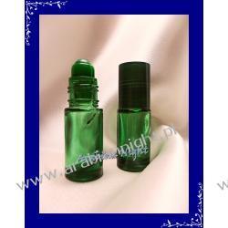 Buteleczka roll-on zielona