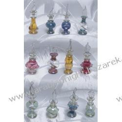 Egipska buteleczka na perfumy, ze szkła