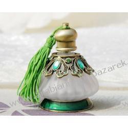 """""""ORIENT ZIELENI"""" - buteleczka na olejki / perfumy"""