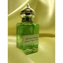 Egipski olejek, PERFUM. African Musk Green for Men