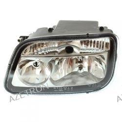 LAMPA REFLEKTOR MERCEDES MB ACTROS MP2  Z ELEKTRYCZNĄ REGULACJĄ, E4  LEWY Pozostałe