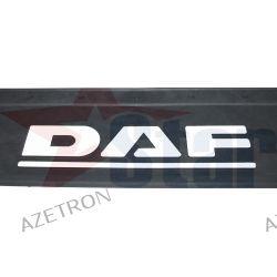 FARTUCH PRZECIWBŁOTNY, CHLAPACZ Z NAPISEM DAF 650x200 Chlapacze
