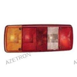 LAMPA 5-SEGM LEWA 0205  MAN,MERCEDES,BPW Lampy tylne