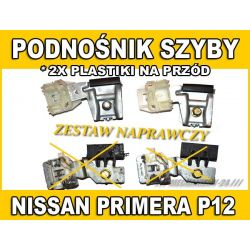 PLASTIK ŚLIZGI NISSAN PRIMERA P12 PRAWY PRZÓD
