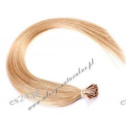 Doczepiane włosy Naturalne Pasma Pasemka 45cm